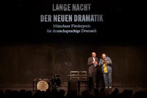 LANGE NACHT DER NEUEN DRAMATIK, Münchner Kammerspiele, 5.März 2016